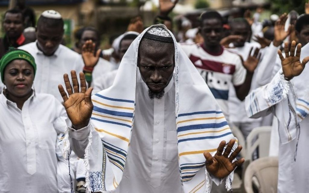 Biafran Jews mark 50 years since failed bid for independence