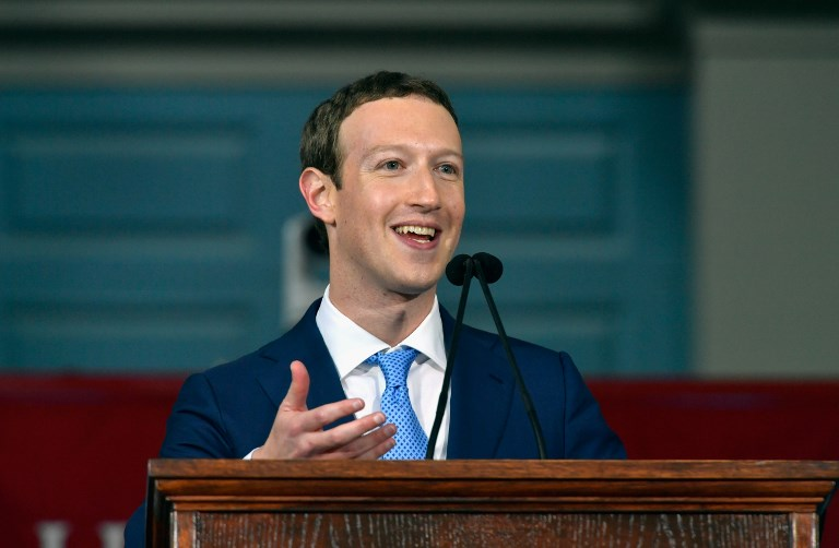 the story of the facebooks commencement and the harvard student mark zuckerberg success This is chloe and she has bravely shared her story in the  facebooks head of  a senior facebook executive has privately admitted mark zuckerberg doesnt.