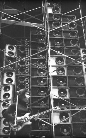 The Wall of Sound. (Courtesy Amazon Prime Video)