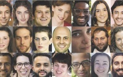 In the wake of immigration bans, threats to reproductive rights and LGBTQ rights and a pronounced uptick in hate crimes against minorities across the country, these young Jews are fighting back. (courtesy)