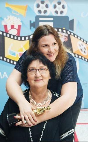 Sylva Zalmanson and Anat Zalmanson-Kuznetsov. (Adi Adar)