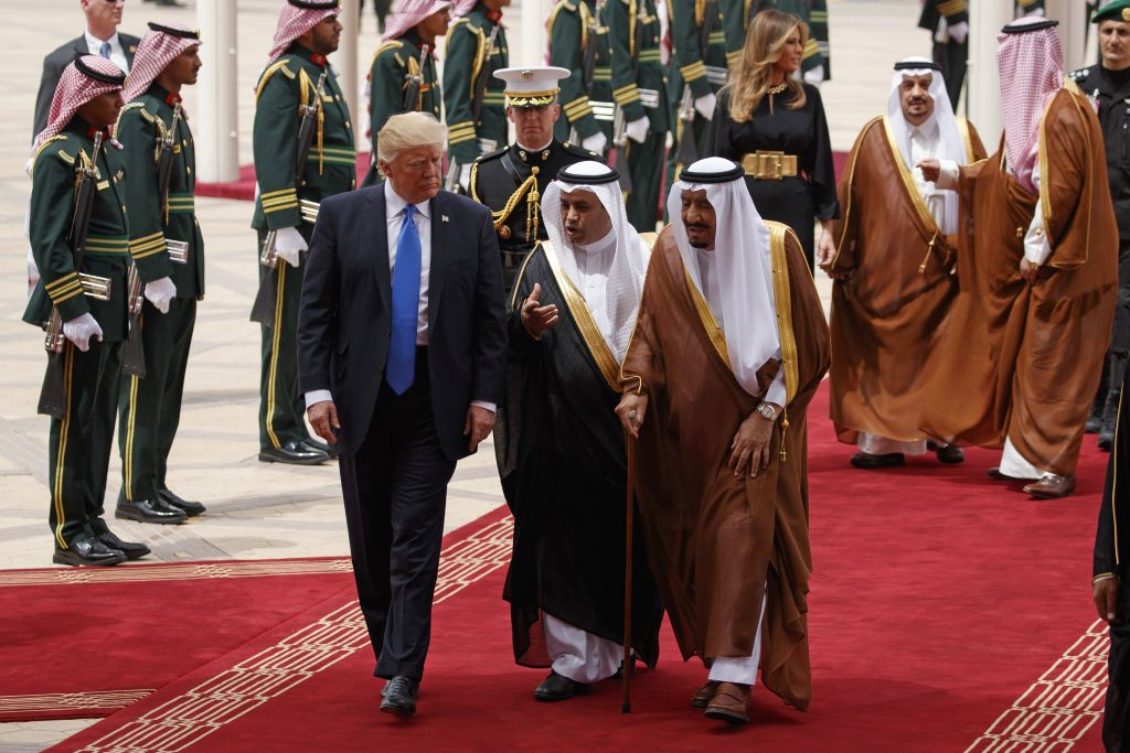 Saudis: Moving US Embassy to Jerusalem Is 'Dangerous Step'