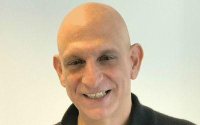 Aharon Aharon, CEO of the Israel Innovation Authority (Courtesy)