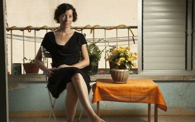 Ayelet Gundar-Goshen, author of 'Waking Lions.' (Courtesy)