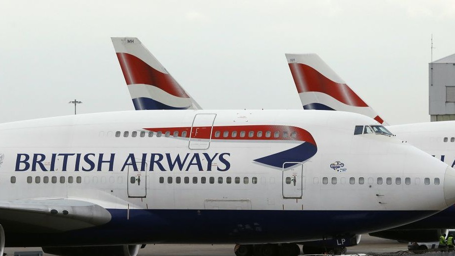 British Airways suspends Cairo flights as security precaution