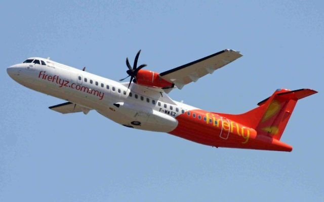 An Illustrative image of an ATR 72-600 airplane. (CC-BY-SA: Wikipedia/kenfielding)