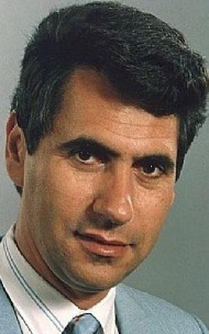 Rafi Hochman, mayor of Eilat from 1983-93 (Eilat municipality)