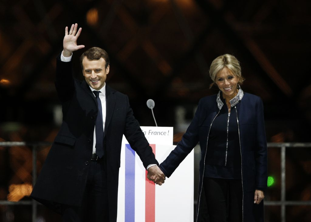 Prodigy Macron Charts Unlikely Path From Obscurity To Palais Elysee The Times Of Israel