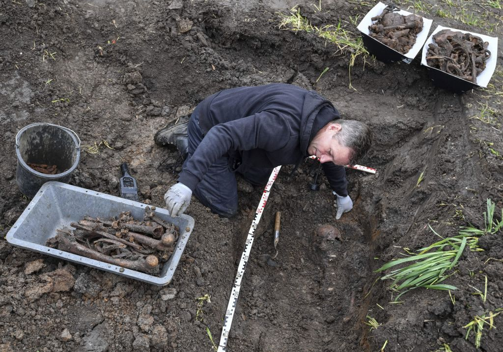 Buried Deutsch