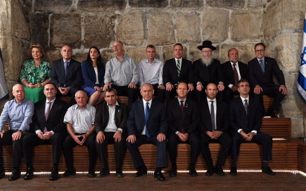 Cabinet approves Western Wall elevator for the disabled | The Times
