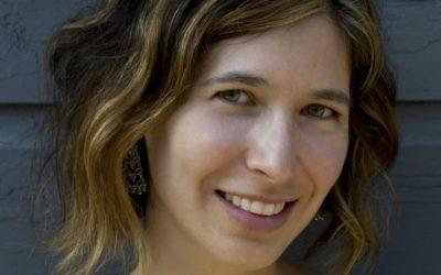 Idra Novey, author of 'Ways to Disappear.' (Donata Zanotti)