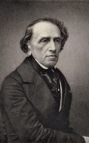 Giacomo Meyerbeer. (Public Domain, Wikipedia)