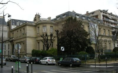The Marmottan Museum in Paris. (CC BY-SA 2.5, Wikimedia Commons)