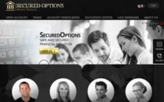 SecuredOptions (Screen Shot)