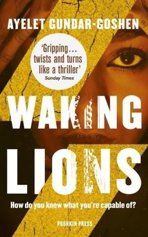 'Waking Lions' by Ayelet Gundar-Goshen. (Courtesy)