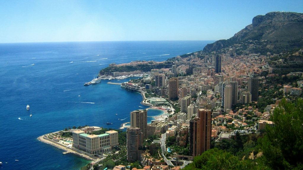 A view of the Principality of Monaco. (CC BY-SA 3.0, Hampus Cullin, Wikipedia)