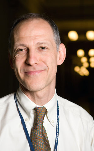 Dr. Ezekiel Emanuel outside his office in the Eisenhower Executive Office Building in 2009. (Creative commons/ Samuel Masinter)