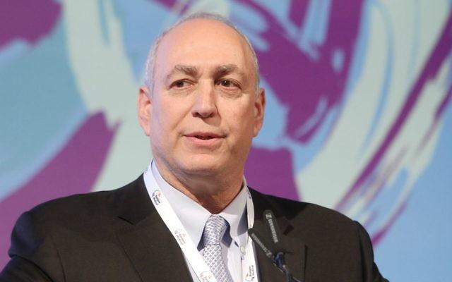 Chemi Peres (Courtesy Niv Kantor)