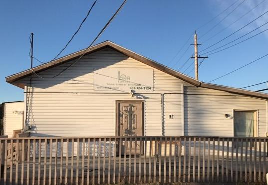 The Islamic Center of Yellowknife in Canada's Northwest Territories. (Courtesy Islamic Center Yellowknife)