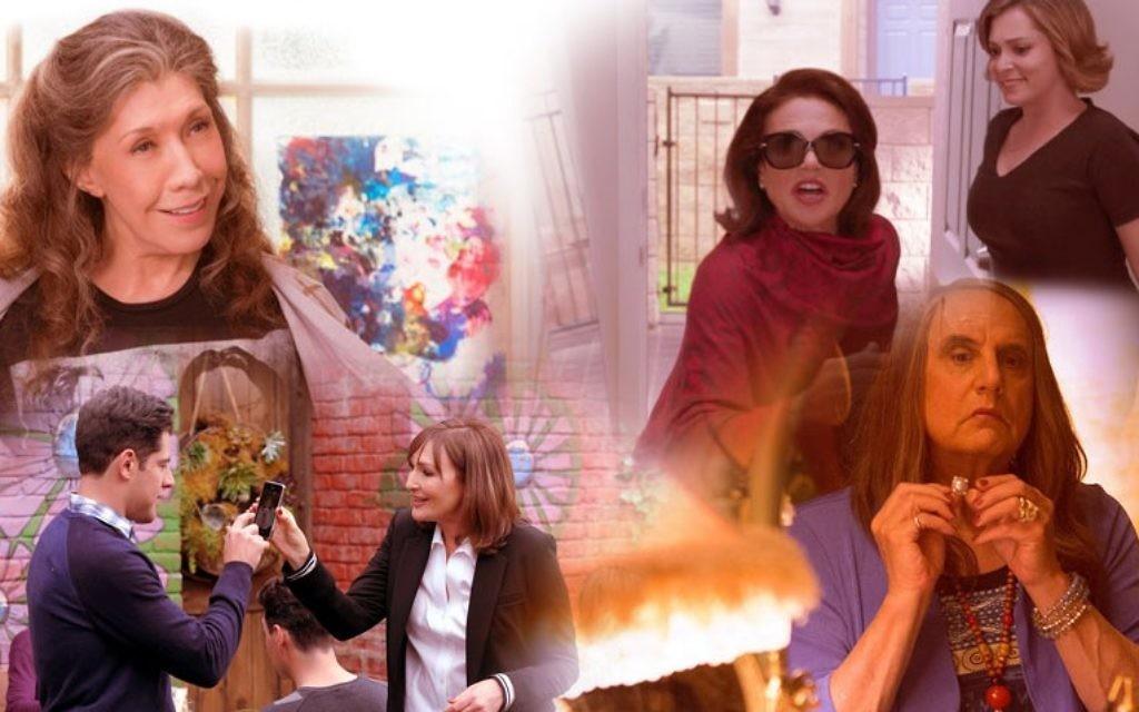 JTA Collage (Netflix/The CW/Amazon Prime)