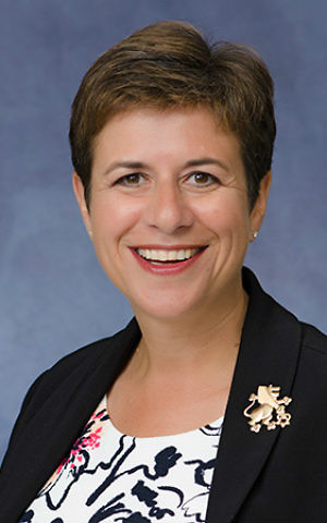 Andrea Freedman, President and CEO, Jewish Federation of Ottawa (Howard Sandler)