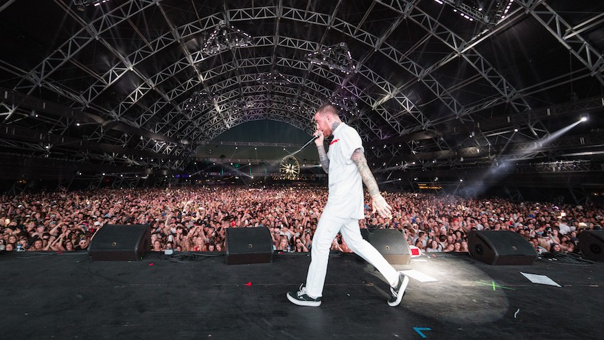 2b3a66f5c Mac Miller performing at the Coachella Valley Music And Arts Festival in  Indio, Calif.