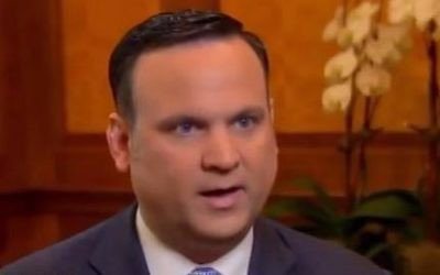 White House social media chief Dan Scavino. (YouTube screen capture)