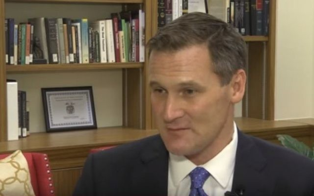 Mayor of Charlottesville, Virginia, Mike Signer, from an interview with NBC 29, published June 25, 2016. (screen capture: YouTube)