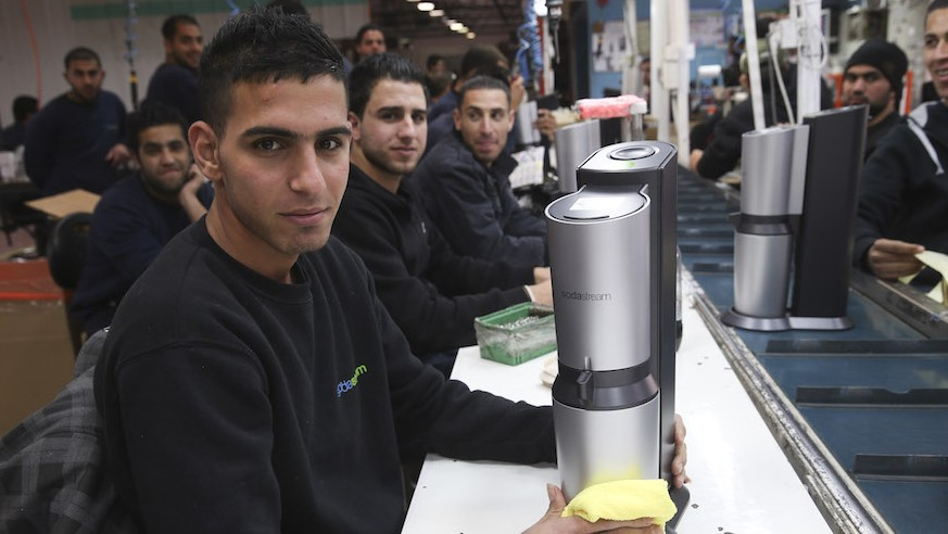 PepsiCo buys Israel's SodaStream for $3.2 billion