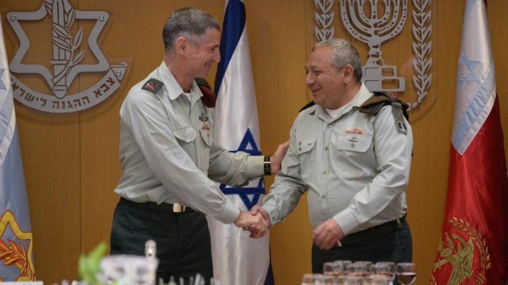 Defense minister, army slam campaign against IDF chief hopeful Golan