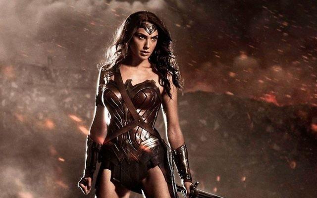 Gal Gadot starring as Diana Price, aka Wonder Woman, in the new Warner Bros. studio film of the same name (Courtesy DC Comics)