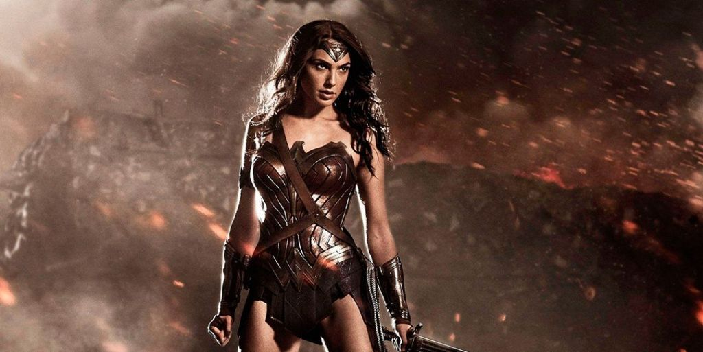 Gal gadots wonder woman heads toward 400 million in first 10 gal gadot starring as diana price aka wonder woman in the new warner bros voltagebd Images