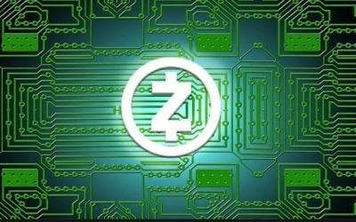 Zcash logo. (Screen capture/YouTube)