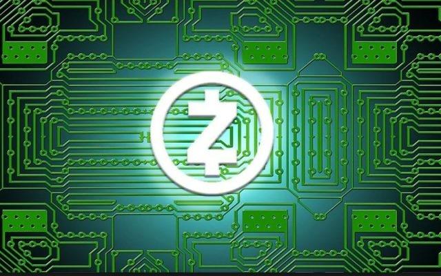 Zcash logo. (Screen capture/YouTube)