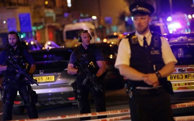 ISIS claims responsibility for the London Bridge attack