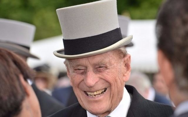 Prince Philip, 99, admitted to hospital as a 'precautionary measure'