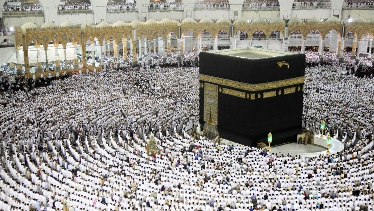 Suicide bomber targeting Mecca injures 6 pilgrims, police say | The
