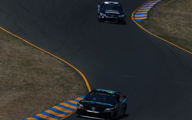 NASCAR's first Israeli driver is on the fast track to