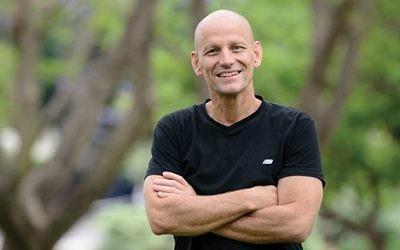 Prof. Eldad Tzahor of Rehovot's Weizmann Institute of Science (Courtesy Weizmann Institute)