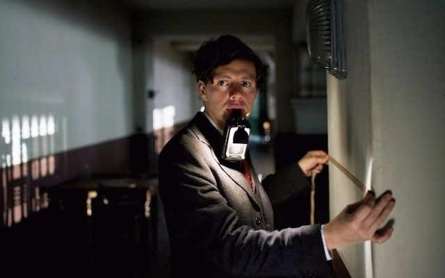 Christian Friedel as Georg Elser in '13 Minutes.' (Bernd Schuller/Sony Pictures Classics)