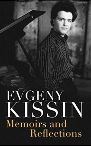 'Memoirs and Reflections' by Evgeny Kissin. (Courtesy)