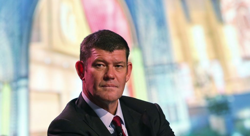 James Packer Israel