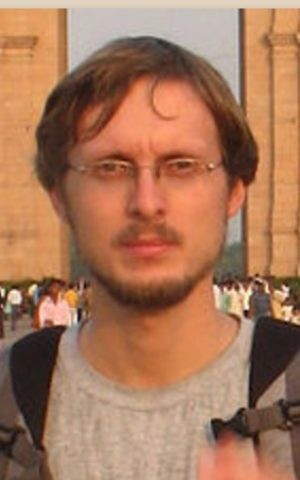 Tel Aviv University doctoral student in applied mathematics Arie Shaus. (courtesy)