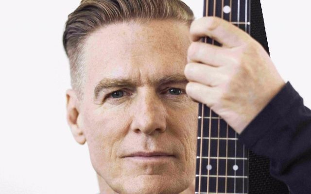 Canadian crooner Bryan Adams adds third show in Israel (Courtesy Bryan Adams)