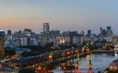 The Buenos Aires skyline (CC-BY-SA Patricio Dünkler/Wikipedia)