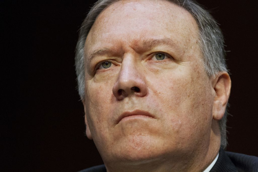 CIA Director Warns Iranian General on Iraq