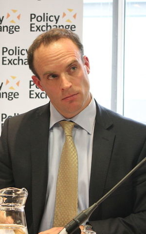 MP Dominic Raab. (Flickr/Policy Exchange)