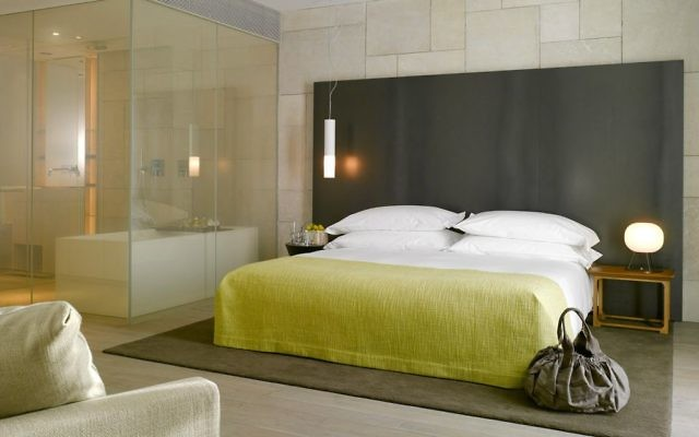 The Executive Room, Mamilla Hotel. (Courtesy)