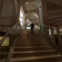 Inside the David Citadel Hotel. (Flash90/Kobi Gideon)