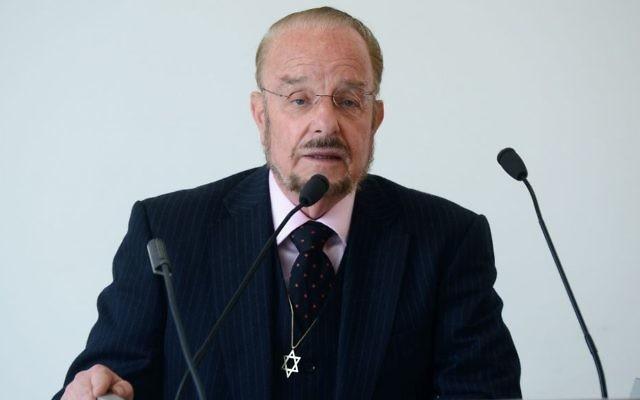 Attorney Yoram Sheftel (Flash90)